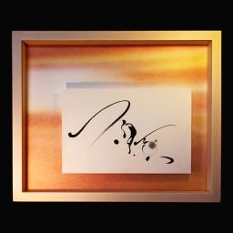 <h5>願 ねがい 2011</h5><p>額430mm×523mm ¥140,400(税込)<br> <br> 東日本大震災の年、皆さんに心安らかな日々が訪れますように…という願いを込めて描いた。<br> <br> </p>